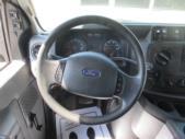 2012 Eldorado Ford 20 Passenger Shuttle Bus Interior-06712-12