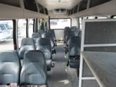 2005 Turtle Top Ford 16 Passenger and 1 Wheelchair Shuttle Bus Side exterior-07469-6