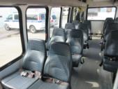 2005 Turtle Top Ford 16 Passenger and 1 Wheelchair Shuttle Bus Front exterior-07469-7