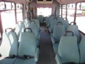 2003 Goshen Coach Ford 16 Passenger and 2 Wheelchair Shuttle Bus Side exterior-07741-6