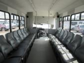 2012 Starcraft Ford 17 Passenger and 1 Wheelchair Shuttle Bus Interior-07776-11