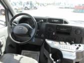 2012 Starcraft Ford 17 Passenger and 1 Wheelchair Shuttle Bus Interior-07776-12