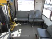 2012 Starcraft Ford 17 Passenger and 1 Wheelchair Shuttle Bus Interior-07776-9
