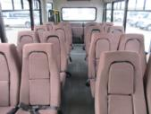 2006 Champion Ford 16 Passenger and 2 Wheelchair Shuttle Bus Rear exterior-07849-8