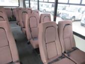 2006 Champion Ford 16 Passenger and 2 Wheelchair Shuttle Bus Interior-07849-9