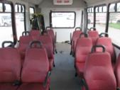 2010 Goshen Coach Ford 12 Passenger and 2 Wheelchair Shuttle Bus Side exterior-07963-6
