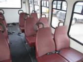 1998 Startrans Ford 12 Passenger and 2 Wheelchair Shuttle Bus Interior-08017-10