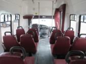 1998 Startrans Ford 12 Passenger and 2 Wheelchair Shuttle Bus Interior-08017-12
