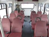 1998 Startrans Ford 12 Passenger and 2 Wheelchair Shuttle Bus Rear exterior-08017-8