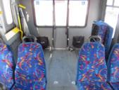2007 Diamond Ford 11 Passenger and 2 Wheelchair Shuttle Bus Interior-08225-10
