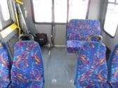 2007 Diamond Ford 11 Passenger and 2 Wheelchair Shuttle Bus Interior-08225-9