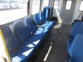 1998 General Coach Ford 13 Passenger and 2 Wheelchair Shuttle Bus Interior-08275-10