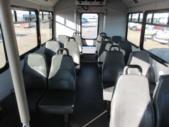 2012 Glaval Ford 14 Passenger Shuttle Bus Side exterior-08356-6