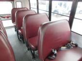 1999 Girardin GMC 14 Passenger Child Care Bus Rear exterior-08415-8