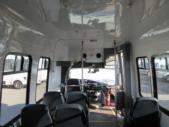 2007 Startrans Ford 8 Passenger and 2 Wheelchair Shuttle Bus Interior-08462-11