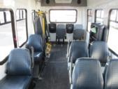 2007 Startrans Ford 8 Passenger and 2 Wheelchair Shuttle Bus Side exterior-08462-6