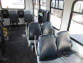2007 Startrans Ford 8 Passenger and 2 Wheelchair Shuttle Bus Front exterior-08462-7