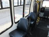 2007 Startrans Ford 8 Passenger and 2 Wheelchair Shuttle Bus Rear exterior-08462-8