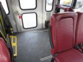 2006 Goshen Coach Ford 9 Passenger and 1 Wheelchair Shuttle Bus Interior-08468-10