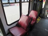 2006 Goshen Coach Ford 9 Passenger and 1 Wheelchair Shuttle Bus Front exterior-08468-7