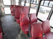 2006 Goshen Coach Ford 9 Passenger and 1 Wheelchair Shuttle Bus Rear exterior-08468-8