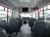 2008 Girardin GMC 14 Passenger Shuttle Bus Interior-08480-10