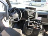 2001 Champion Chevrolet 12 Passenger and 2 Wheelchair Shuttle Bus Side exterior-08546-5
