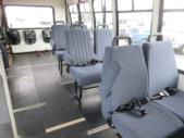 2003 Turtle Top Ford 3 Passenger and 5 Wheelchair Shuttle Bus Rear exterior-08558-8