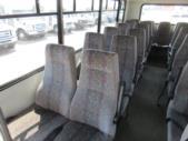 2003 Glaval Ford 25 Passenger Shuttle Bus Side exterior-08641-5