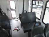 2008 Startrans Ford 12 Passenger and 2 Wheelchair Shuttle Bus Interior-08647-9