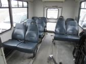2006 Champion Ford 10 Passenger and 3 Wheelchair Shuttle Bus Interior-08656-10