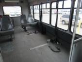 2007 Starcraft Chevrolet 8 Passenger and 2 Wheelchair Shuttle Bus Rear exterior-08754-8
