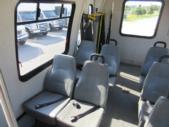 2004 Ameritrans Ford 12 Passenger and 2 Wheelchair Shuttle Bus Interior-08803-10