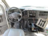 2007 Collins Chevrolet 12 Passenger and 2 Wheelchair Child Care Bus Interior-08956-10
