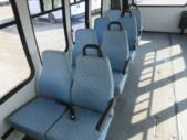 2001 Startrans Chevrolet 8 Passenger and 5 Wheelchair Shuttle Bus Side exterior-08978-5