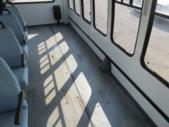 2001 Startrans Chevrolet 8 Passenger and 5 Wheelchair Shuttle Bus Side exterior-08978-6