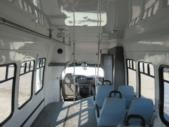 2001 Startrans Chevrolet 8 Passenger and 5 Wheelchair Shuttle Bus Rear exterior-08978-8