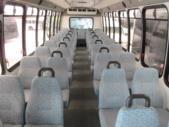 2009 Turtle Top Chevrolet 37 Passenger Shuttle Bus Side exterior-09069-5