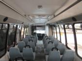 2009 Turtle Top Chevrolet 37 Passenger Shuttle Bus Interior-09069-9