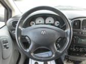 2006 Grand Caravan Dodge 4 Passenger and 1 Wheelchair Van Interior-09072-11
