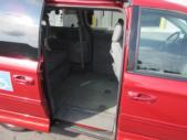2006 Grand Caravan Dodge 4 Passenger and 1 Wheelchair Van Passenger side exterior rear angle-09072-3