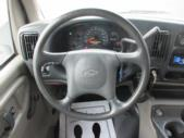 2000 Turtle Top Chevrolet 12 Passenger and 2 Wheelchair Shuttle Bus Interior-09109-16