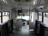 2004 Goshen Coach Ford 0 Passenger and 6 Wheelchair Shuttle Bus Interior-09181-12