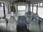 2012 Goshen Coach Ford 12 Passenger and 2 Wheelchair Shuttle Bus Side exterior-09217-6