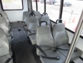 2012 Goshen Coach Ford 12 Passenger and 2 Wheelchair Shuttle Bus Front exterior-09217-7