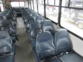 2006 Glaval GMC C5500 26 Passenger and 2 Wheelchair Shuttle Bus Side exterior-09245-5