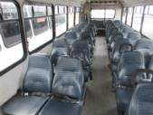 2006 Glaval GMC C5500 26 Passenger and 2 Wheelchair Shuttle Bus Side exterior-09245-6