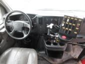 2005 Mid Bus Chevrolet 14 Passenger Shuttle Bus Interior-09309-10