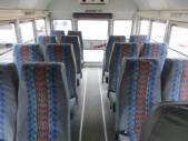 2005 Mid Bus Chevrolet 14 Passenger Shuttle Bus Side exterior-09309-6