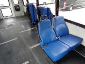 2009 Champion Ford E450 2 Passenger and 6 Wheelchair Shuttle Bus Interior-09321-9